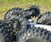 [Four wheel drive for ATV log trailer Picture # 1]