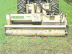 [A.T.I. Hydraulic-Angle Model 605 Preseeder Picture # 1]