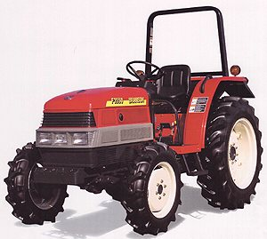 [Branson 35 HP Utility Tractor Picture # 1]