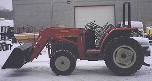 VC420L2000 - Eastern Farm Machinery