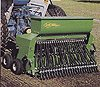 [Gandy Overseeder seed tube and shoe placement attachment Picture # 1]