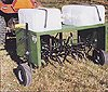 [Gandy 34 inch core aerator with tow hitch Picture # 1]