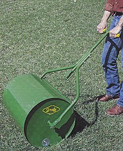 [Gandy 18 x 24 Inch Steel Lawn Roller Picture # 1]