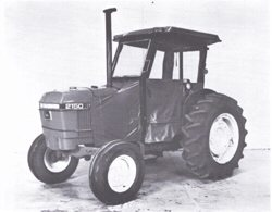 [Weather Encl. for J.D. Tractors w/ROPS Bar & Roof. Picture # 1]