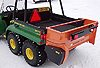 [HYDROMANN  Spreader  for JD Gator or kubota RTV Picture # 1]