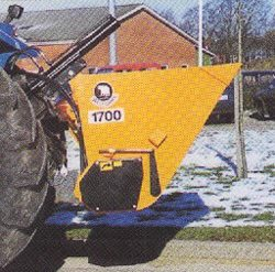 [HYDROMANN Sand & Salt Spreaders Type Type SL12 Picture # 1]