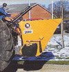 [HYDROMANN Sand & Salt Spreaders Type SL14 Picture # 1]