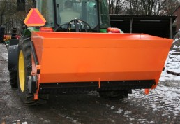 [HYDROMANN Sand & Salt Spreaders Type SL25 Picture # 1]