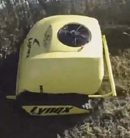 [Lynex Radio Controlled Slope Mower Picture # 1]