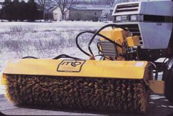 [MB Model HT-32 inch diameter brush (6ft) Picture # 1]