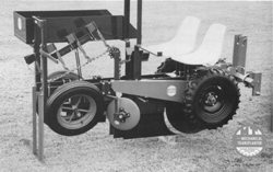 [Mechanical Transplanter- Model 1980 Picture # 1]