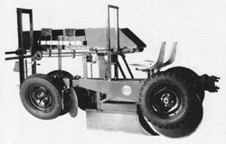 [Mechanical Transplanter-Model 2000  Picture # 1]