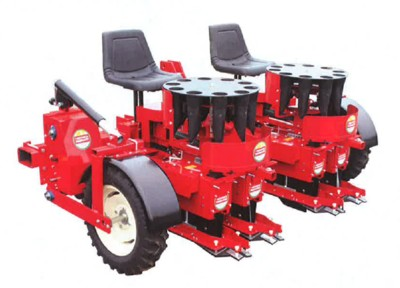 [Mechanical twin row transplanter 5000T Picture # 1]