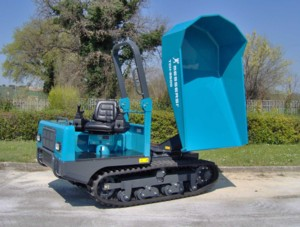 [Messersi TCH2500 2.5 ton tracked dumper Picture # 1]