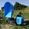 [Messersi dumper -Diesel Swivel dump-1000kg Picture # 1]