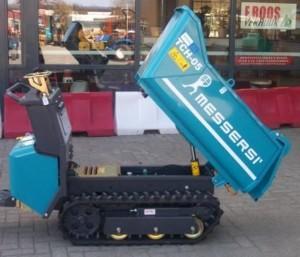 [Messersi tracked 500kg dumper hauler Picture # 1]