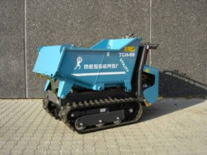 [Messersi tracked 800kg dumper hauler Picture # 1]