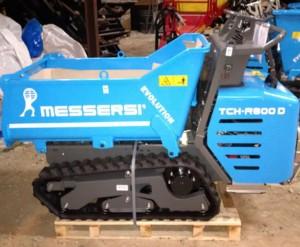 [Messersi dumper 800kg-Diesel Picture # 1]
