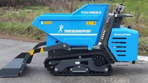 [Messersi self loading tracked  dumper hauler-High speed  Picture # 1]