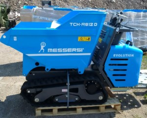 [Messersi tracked  dumper hauler-High speed  Picture # 1]