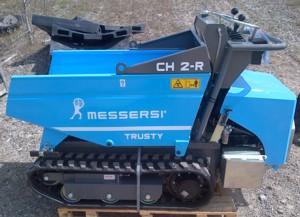 [Messersi tracked 800kg dumper hauler-DIESEL Picture # 1]