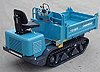 [Messersi ride on tracked transporter-1.5 ton capacity Picture # 1]