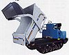[Messersi ride on tracked transporter-Self loading Picture # 1]