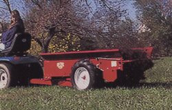 [Millcreek Model 27-Deluxe Ground Driven Manure Spreader Picture # 1]