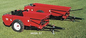 [Millcreek Model 57-Ground Driven Manure Spreader Picture # 1]