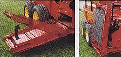 [Millcreek Row Mulcher-Side Conveyor Extension Picture # 1]