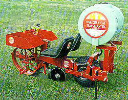 [MECHANICAL TRANSPLANTER Model 1000 B-3 Picture # 1]