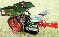 [MECHANICAL TRANSPLANTER Model 22C Picture # 1]