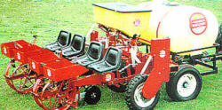 [MECHANICAL TRANSPLANTER Model 800-2 Picture # 1]