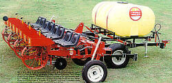 [MECHANICAL TRANSPLANTER Model 800-4HF Picture # 1]