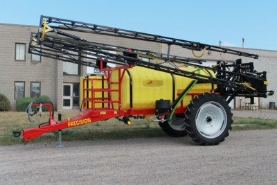 [Precision 1000 Gal. Single axle Sprayer Picture # 1]