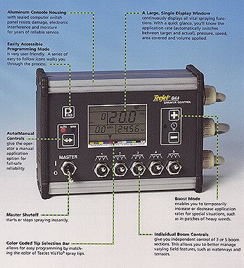 [Precision Spraying Systems 844, 5 section Controller-Pressure based Picture # 1]