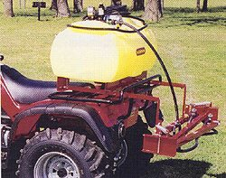 [PRECISION-ATV SPRAYER DELUXE-25 GAL W/16' BOOM Picture # 1]