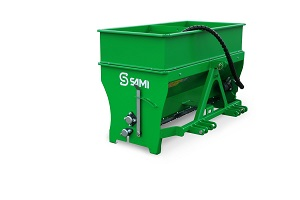 [Tractor mounted sand spreader-40 inch Picture # 1]