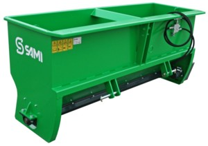 [Tractor mounted sand spreader-79 inch Picture # 1]
