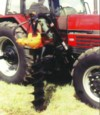 [Shaver Tractor Side Mount Picture # 1]