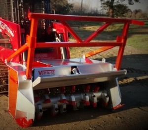[Ventura Skid steer  mulcher Picture # 1]